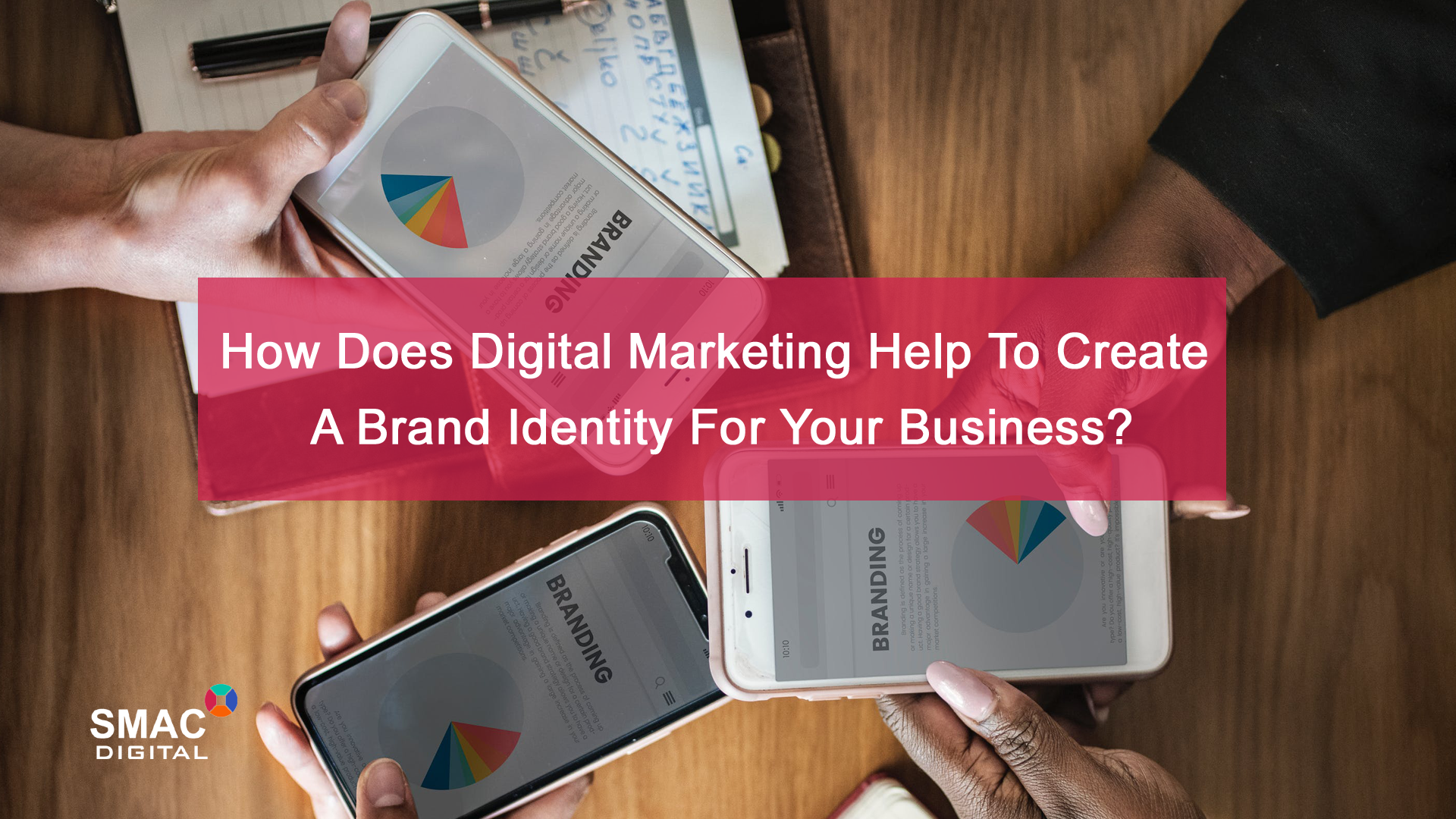 How Does Digital Marketing Help To Create  A Brand Identity For Your Business?